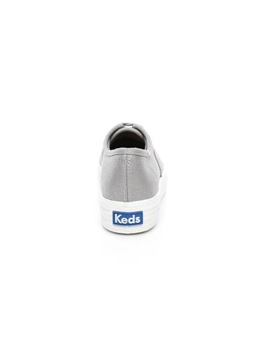 Keds Lifestyle Ayakkabı Gümüş